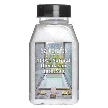 Bath salt white fine-42 oz