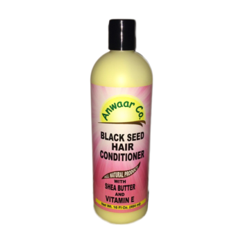 Anwaar Co - Black seed hair conditioner w/ shea butter & vitamin e